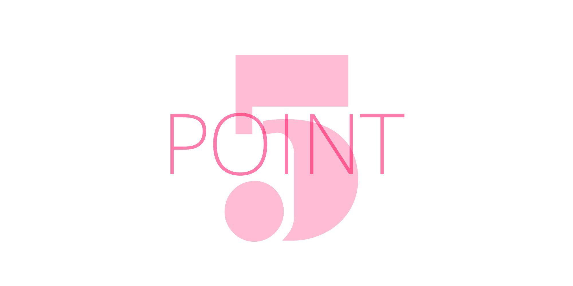 POINT,ポイント