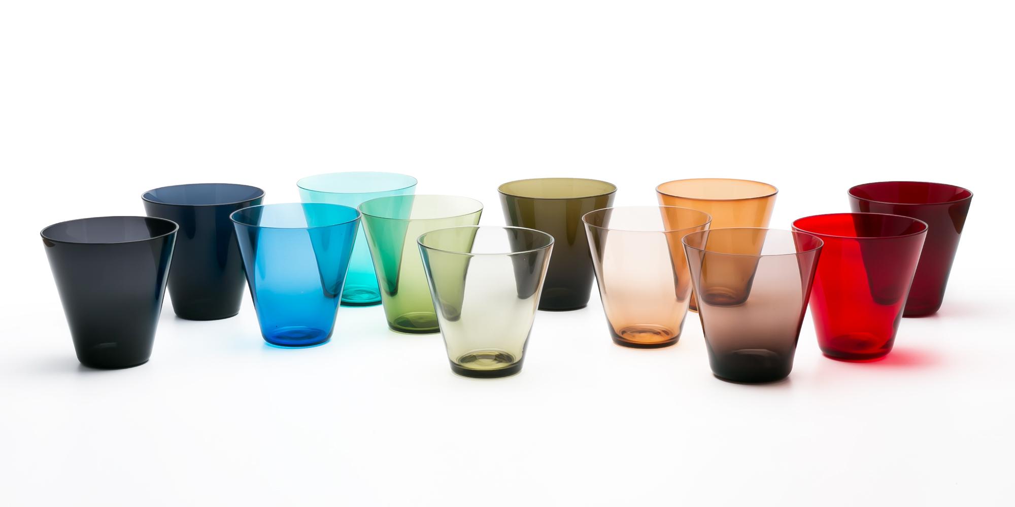 kaj franck,カイ・フランク,nuutajarvi,nuutajärvi,2744,マウスブロー,ガラス工芸,北欧