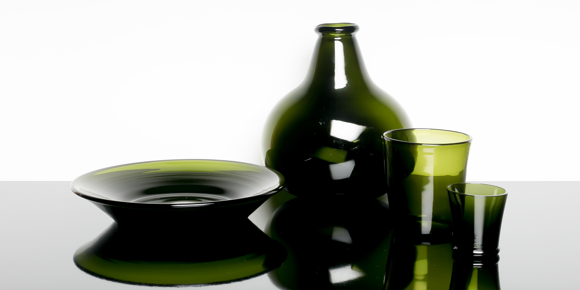 KAJ FRANCK,カイ・フランク,iittala,イッタラ,tupa,waldglas,forest glass,森林ガラス,ガラス工芸,北欧